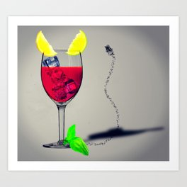MixMotion: Snappers Art Print