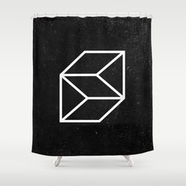 Illogical Shower Curtain