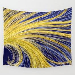 Light Burst's - Golden Light 1 Wall Tapestry