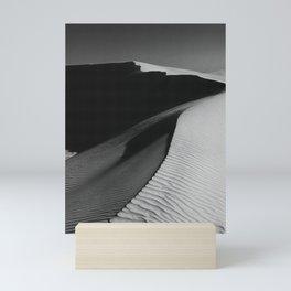 Sand Dune - Northwest Cape, Australia  Mini Art Print