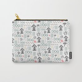 Dog House Carry-All Pouch