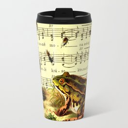 Frogs & Flys Travel Mug