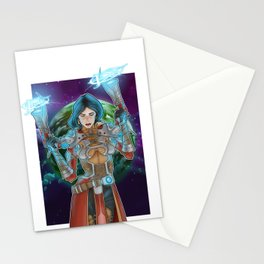 Spellslinger Stationery Cards