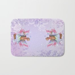 Make a Wish Fairy Bath Mat