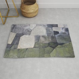 An imperial wall Rug