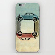 4 bug iPhone & iPod Skin