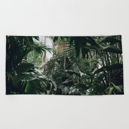 Greehouse II Beach Towel