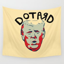 Dotard Wall Tapestry
