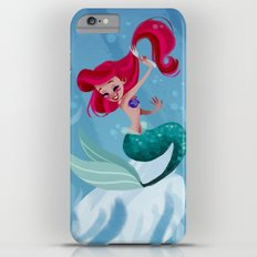 Life is the bubbles! iPhone 6s Plus Slim Case