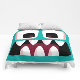 Bubble Beasts: Fang Flosser Comforters