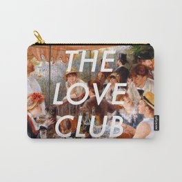 Luncheon with the Love Club Carry-All Pouch