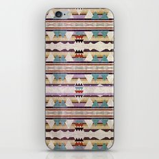 Aztec Mountains iPhone & iPod Skin