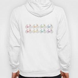 Rainbow Bicycles Hoody