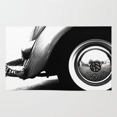 VW Beetle Rug