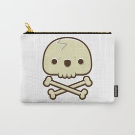 12# Skull Carry-All Pouch