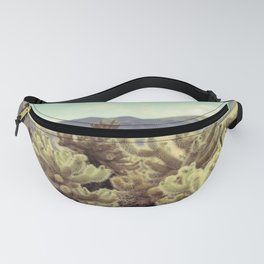 Super Bloom Cactus 7380 Fanny Pack