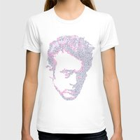 james franco T-shirts featuring James by Viktor Hertz