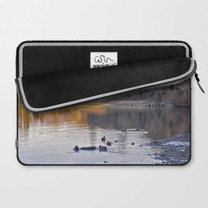 By the Lakeside - Derwent Water Laptop Sleeve