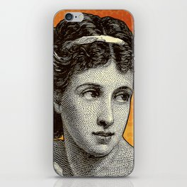 Seductress Orange iPhone Skin