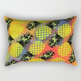 Pineapple 02 Rectangular Pillow