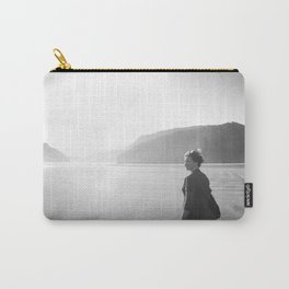 A Beach at Twilight  Carry-All Pouch
