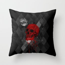 GeometryIsDead Throw Pillow