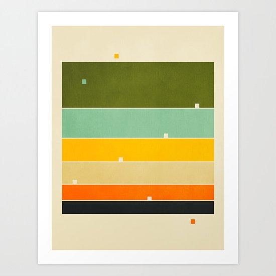 Sequence 03 Art Print