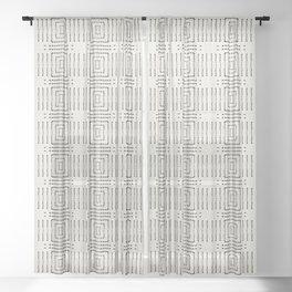 STELLA DOT Sheer Curtain