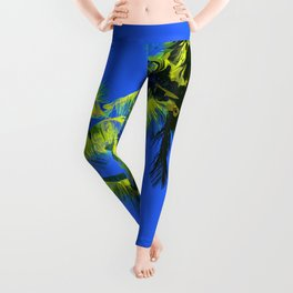 Palm Trees and Summer days Leggings