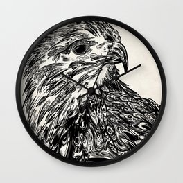Moshe Wall Clock