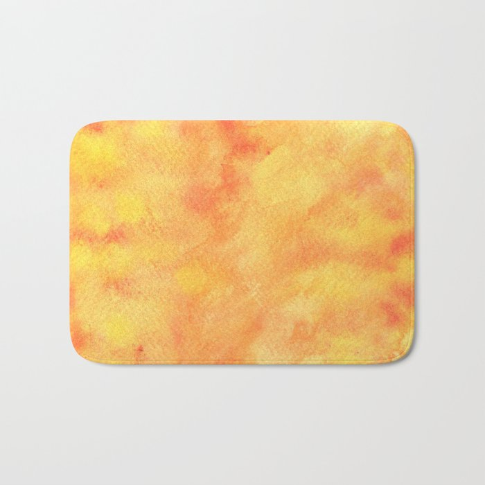 AUTUMN BACKGROUND Bath Mat