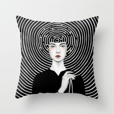 Eudoxia Throw Pillow