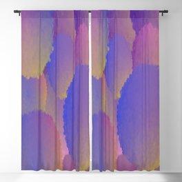 Purple Nuclear Fusion Blackout Curtain