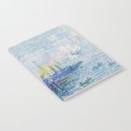 The Port of Rotterdam Notebook