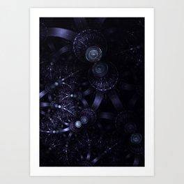 AMP 06. Decode Me Art Print