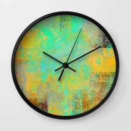 rising concern 2g Wall Clock