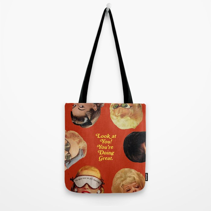 Look at You! Tote Bag