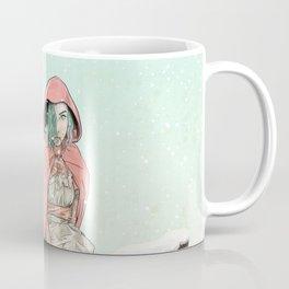 Waiting for the Wolf Coffee Mug