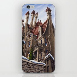 Craigdarroch Castle iPhone Skin