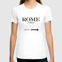 Rome - Italy T-shirt