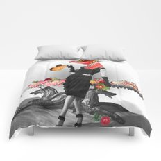 Shade that Suit Comforters