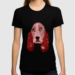 Ruby in Red T-shirt