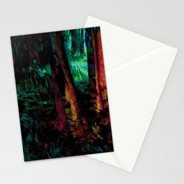 Flora Celeste Jade Forest Stationery Cards