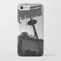 pirate ship iPhone & iPod Cases featuring Pirate Ship by Yellow Tie