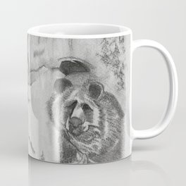 The Fairytale about the Wolf, Bear, and the Lion Coffee Mug