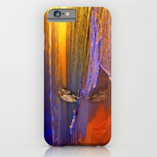 Enjoy the moment.  Sunset over  Sanibel Island, Florida iPhone & iPod Case