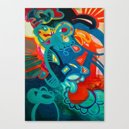 High Impact Canvas Print