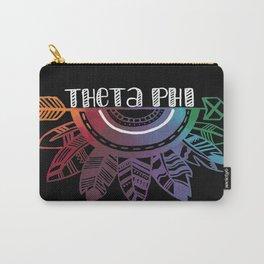 Theta Phi Arrow Carry-All Pouch