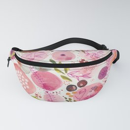 Pink Bubble for a Happy Spring Fanny Pack