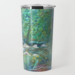 Peace in the Valley Travel Mug